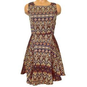 Sans Souci Fit and Flare Dress